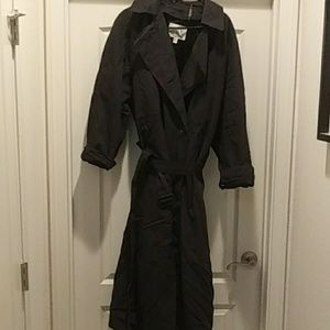 Long London Fog Jacket